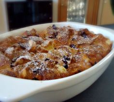One Perfect Bite: Baked Apple French Toast Casserole