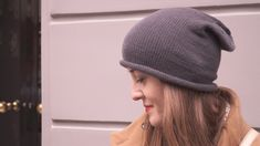 Charlov – made with love Knitted Hats, Winter Hats, Baseball Hats, Knitting, Bonnets, Simple, Diy, Fashion, Cashmere Beanie