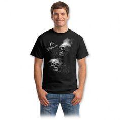 Tricouri cu cranii – Tricou For evermore Bad To The Bone, Graphic Design Inspiration, Horror, Mens Tops, Vintage, Choppers, Spirit, Fashion, Moda