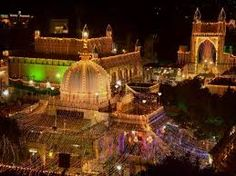 Information about Ajmer Sharif Dargah, अजमेर शरीफ़ का इतिहास   Important Monuments