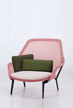 SLOW CHAIR BY VITRA (Design by Ronan and Erwan Bouroullec)