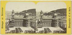 Charles Gerard | La Forteresse, vue du Maenshsberg, Charles Gerard, 1860 - 1880 |