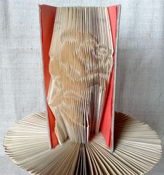Wedding Rose  Book folding pattern and FREE by PatternsStore