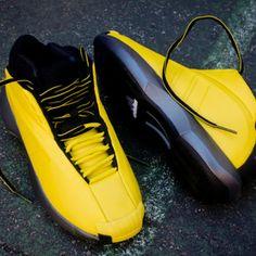 77771731df6d8e Adidas Crazy 1 Retro  Yellow Black  Crazy 8