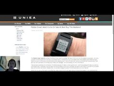 UNIEA's Burning Issue, Episode 2: The iWatch: Read all about it at http://www.uniea.com/blog/tag/iwatch