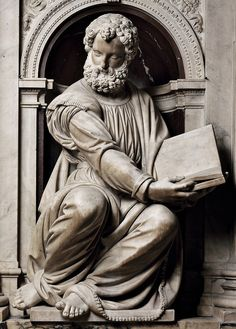The Prophets. 16th.century. Girolamo Lombardo.... - QUEST FOR BEAUTY