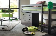 1000 images about chambre noah on pinterest lit mezzanine deco and cool kids rooms. Black Bedroom Furniture Sets. Home Design Ideas
