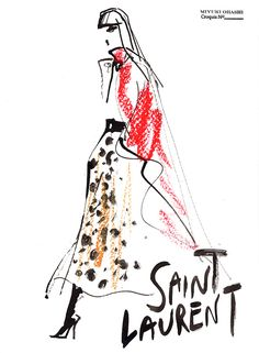 Saint Laurent Fall 2016 Menswear »instagram