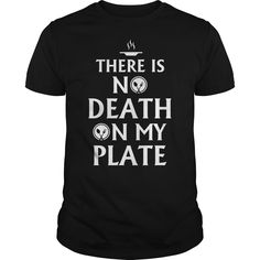 There is No Death on My Plate Dark