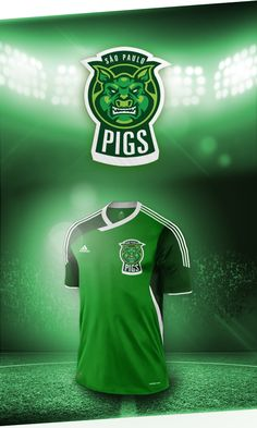 What if brazilian teams were american? PART 1 on Behance