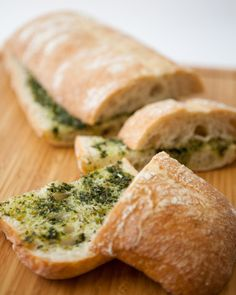 Ina Garten's Garlic Bread....via FoodiFotos...
