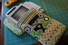 "Top of my ""make soon"" list- my new nook needs a case!"