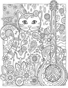 triptastic coloring pages | Difficult Coloring Pages For Adults | Coloring page sun ...