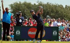 The Open 2012: Luke Donald believes he is ready to win a major title as Ian Poulter struggles to solve English puzzle