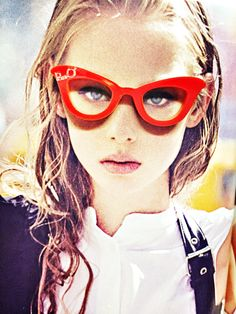 Amplify your style! And visit Pollipò Occhiali Eyewear for more...