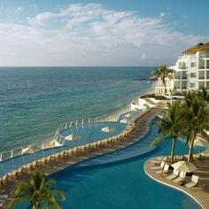 Playacar Palace.  Playa del Carmen, Mexico.  Place where I got married!!