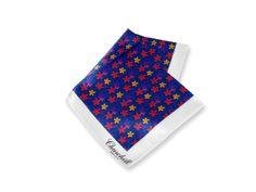 Нагрудный платок №3 | Churchill - Аксессуары ручной работы
