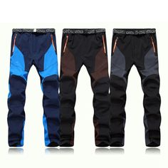 2016 hot Outdoor Men waterproof Pants softshell ski Pants Keep Warm Wind Proof Trousers Climbing and hiking Trousers In Winter Outdoor Pants, Outdoor Men, Outdoor Outfit, Sports Trousers, Sport Pants, Best Hiking Pants, Men Hiking, Hiking Shoes, Trekking Outfit