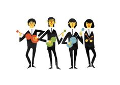 The Beatles by Punio