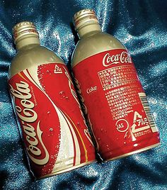 Coca lata bottle Japao normal | Flickr - Photo Sharing!