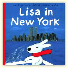 Lisa in New York by Anne Gutman
