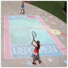 10 Sidewalk Chalk Ideas That'll Keep Kids Entertained for Hours - Page 3 of 10