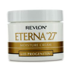 Revlon Eterna '27' Moisture Cream with Progenitin 2 oz * Visit the image link more details.
