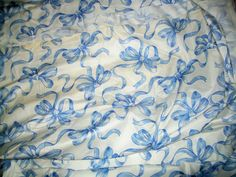 Waverly Fabric Duets Bow Art 10 yards by 54 inches wide Polished Cotton Chintz | eBay