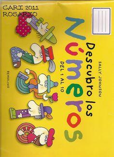 NUMEROS - Espe 2.2 - Веб-альбомы Picasa English Activities, Writing Activities, Bilingual Education, Math Numbers, Preschool Lessons, Teacher Tools, Math For Kids, School Resources, Kindergarten