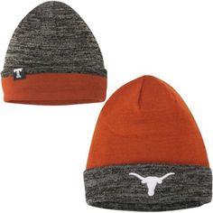 competitive price fd5c1 7eb3b Texas Longhorns Top of the World Burnt Orange Quasi Reversible Knit Hat   21.95 Texas State Capitol