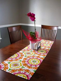 Need to spice up my dinning room table!!