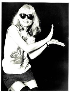 Debbie Harry :)