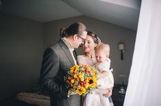 wedding, family, love, wedding morning.  More pictures you will find here: http://www.kobruseva.com/vova-masha-i-alisa-venchanie