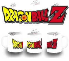 TAZA-PLASTICO-DRAGON-BALL-Z-LOGO-MUG-tazza-tasse-coupe-mug-plastic-plastico-dbz