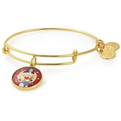 Alex and Ani Wonder Woman Adjustable Bracelet ($32) ❤ liked on Polyvore featuring jewelry, bracelets, gold, alex and ani jewelry, charm bangle, alex and ani bangles, charm jewelry and alex and ani charms