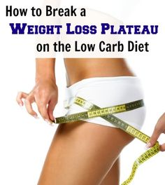How to Break a Weight Loss Plateau on the Low Carb Diet | TravelingLowCarb.com - Low Carb Diet Tips for Busy People