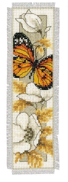 dmc vlinder borduurpakket - Google zoeken