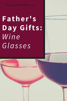 Shopping for Father's Day? Looking for the perfect father's day gifts for the dads in your life? Check out these wine glasses. They make the best gifts for dad if he is a wine lover! Unique Gifts For Dad, Best Dad Gifts, Gifts For Father, Gifts For Wine Lovers, Wine Gifts, Handmade Father's Day Gifts, Home Bar Accessories, Types Of Wine, Wine Decor