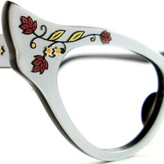 Hey, I found this really awesome Etsy listing at https://www.etsy.com/listing/210351384/vintage-cat-eye-glasses-eyeglasses