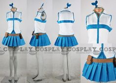 Lucy Costume from Fairy Tail
