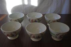 Lote De 6 TAZONES SAN CLAUDIO Con Escenas Infantiles Años 20 /20's Lot Of 6 San Claudio Bowls With Children Scenes de lahaciendavintage en Etsy