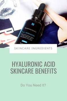 Hyaluronic Acid is my skincare hero. Whenever my skin gets a little dry and flaky, I just have to put out an SOS and it comes to save the day. Within a few short days, my skin is back to its soft, plumpy self. Find out more about its super power... #skincareingredients #hyaluronicacid The Ordinary Hyaluronic Acid, Prevent Wrinkles, How To Get Rid Of Acne, Anti Aging Serum, Younger Looking Skin, Acne Skin, Skin Firming, Good Skin, Dry Skin