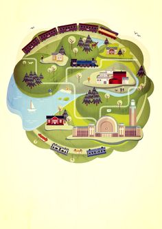27 Best Campus Maps images