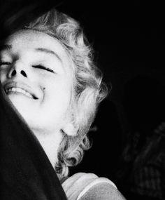 Marilyn Monroe. Photo by Milton Greene.