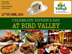 Bird Valley Fathers Day Image