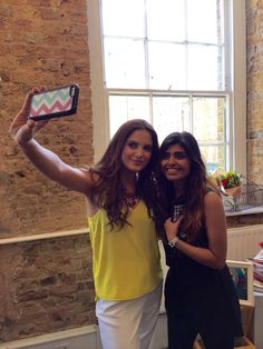 We had loads of fun with @binkyfelstead & @shewearsfashion today filming our #symmetrystreet masterclasses! Stay tuned for all the vids coming soon #streetstyle #streetfashion #style #SymmeryStreet #london #mystyle