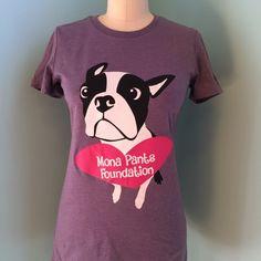 Image of Mona Pants Foundation Ladies Fit Tee Shirt