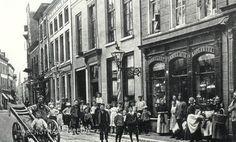 Breda De Torenstraat rond 1905