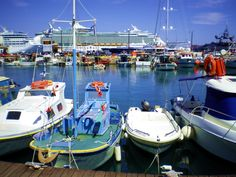 The Marina Rhodes Greece by Maddy Hartley, via 500px