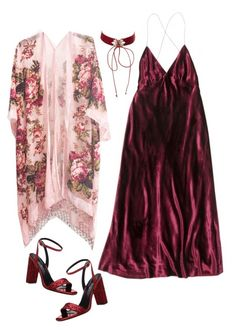 """""""Untitled #2697"""" by momoheart ❤ liked on Polyvore featuring Marc Jacobs and Charlotte Russe"""